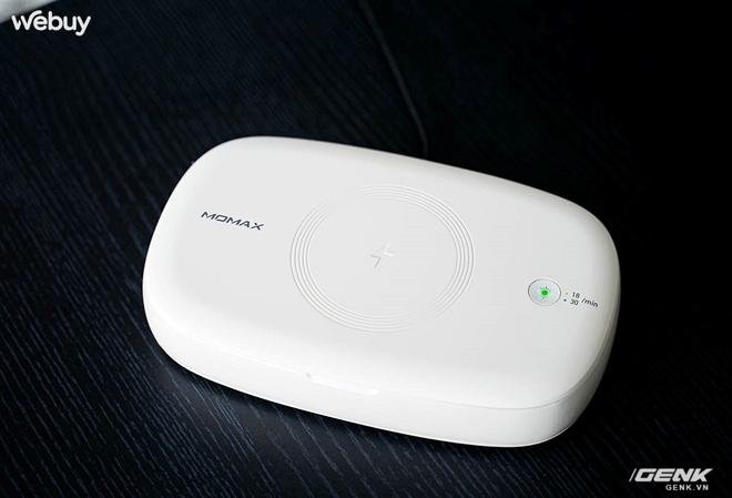 Điện thoại bẩn hơn toilet 10 lần, nhưng bỏ ra 1.5 triệu mua máy khử khuẩn UV cho nó liệu có đáng? - Ảnh 1.