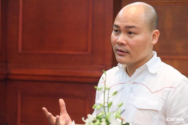 CEO BKAV Nguyễn Tử Quảng: Icon của Bphone đẹp hơn một hãng khác, giải quyết được nỗi băn khoăn của giới thiết kế trên toàn thế giới - Ảnh 4.