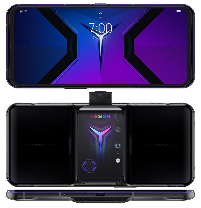 Lenovo Legion Phone Duel 2 ra mắt: Smartphone chơi game duy nhất có 2 quạt tản nhiệt, sạc nhanh 90W, Snapdragon 888, giá chỉ từ 13 triệu đồng - Ảnh 5.