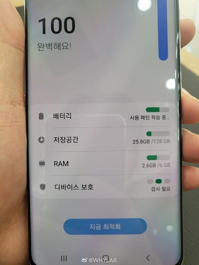 Galaxy Quantum2 lộ diện: Thiết kế lai Galaxy A72 và Galaxy S21, Snapdragon 860, camera 64MP, ra mắt 23/4 - Ảnh 4.