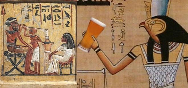 Có thể bạn chưa biết: Bia là phát minh của phụ nữ - Ảnh 1.