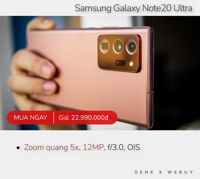 Gợi ý 5 smartphone zoom quang thật trân tới 10x để khoảng cách không còn là rào cản - Ảnh 5.