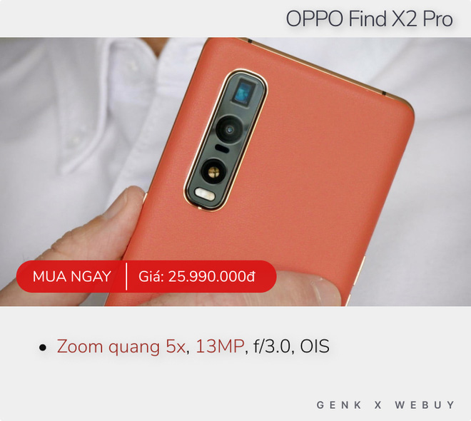 Gợi ý 5 smartphone zoom quang thật trân tới 10x để khoảng cách không còn là rào cản - Ảnh 6.