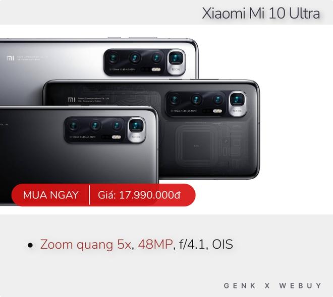Gợi ý 5 smartphone zoom quang thật trân tới 10x để khoảng cách không còn là rào cản - Ảnh 4.