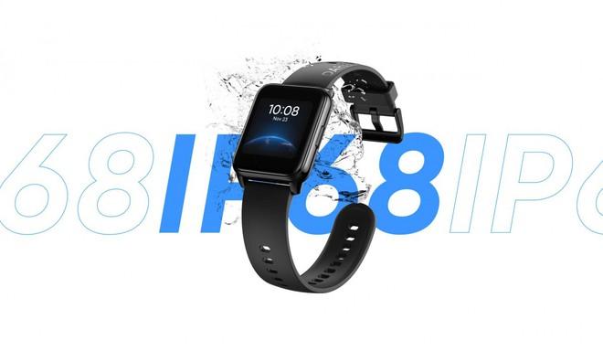 Realme Watch 2 ra mắt: Thiết kế giống Apple Watch, có đo SpO2, chống nước IP68, pin 12 ngày, giá 1.29 triệu đồng - Ảnh 3.