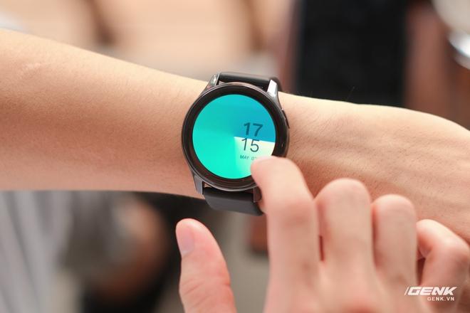 Trên tay và trải nghiệm nhanh OnePlus Watch: Thiết kế phổ thông, không dành cho người dùng nữ, có đo SpO2, pin 2 tuần, giá 4.2 triệu - Ảnh 7.