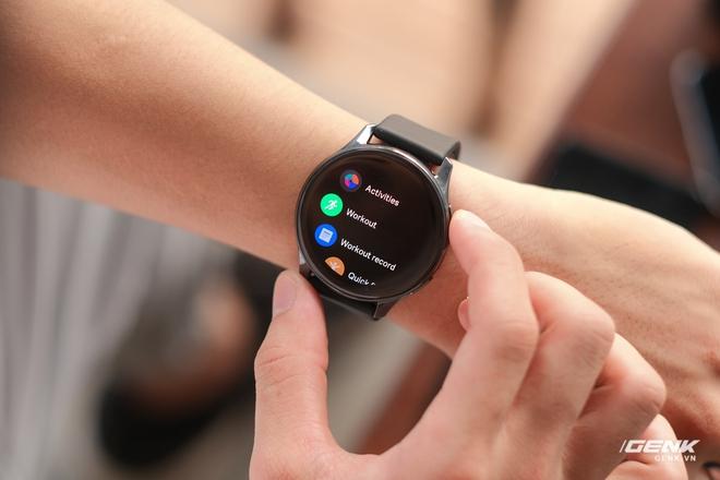 Trên tay và trải nghiệm nhanh OnePlus Watch: Thiết kế phổ thông, không dành cho người dùng nữ, có đo SpO2, pin 2 tuần, giá 4.2 triệu - Ảnh 20.