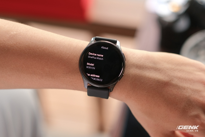 Trên tay và trải nghiệm nhanh OnePlus Watch: Thiết kế phổ thông, không dành cho người dùng nữ, có đo SpO2, pin 2 tuần, giá 4.2 triệu - Ảnh 15.