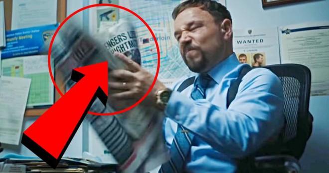 Soi trailer mới của Venom: Cài cắm cực nhiều chi tiết liên quan đến Marvel, có cả Spider-Man, Avengers và Stan Lee - Ảnh 2.
