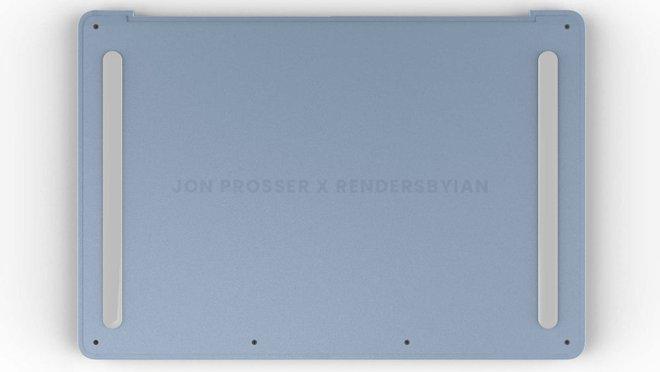 MacBook Air mới lộ diện với thiết kế màu mè giống iMac - Ảnh 3.