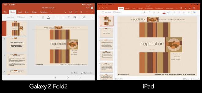 Galaxy Z Fold2 liệu có đủ sức thay thế iPad trong công việc? - Ảnh 6.