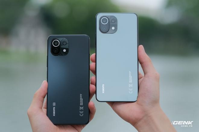 Xiaomi Mi 11 Lite: Giá chênh nhau hơn 2 triệu đồng, chọn bản 4G hay 5G mới là quyết định đúng đắn? - Ảnh 2.
