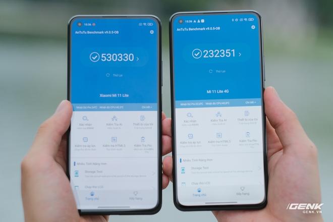 Xiaomi Mi 11 Lite: Giá chênh nhau hơn 2 triệu đồng, chọn bản 4G hay 5G mới là quyết định đúng đắn? - Ảnh 9.