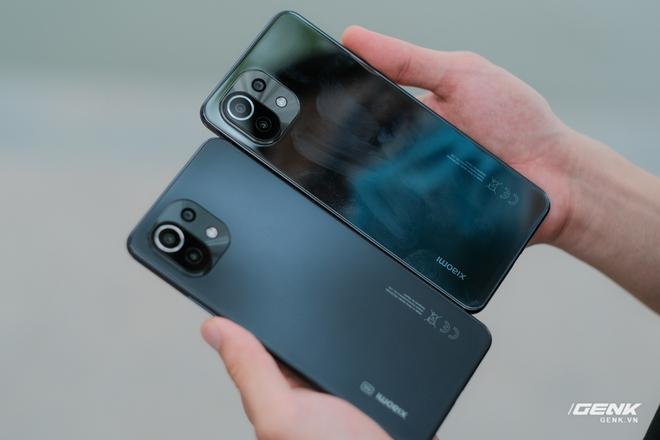 Xiaomi Mi 11 Lite: Giá chênh nhau hơn 2 triệu đồng, chọn bản 4G hay 5G mới là quyết định đúng đắn? - Ảnh 1.