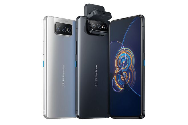 Asus ra mắt ZenFone 8 kích thước nhỏ gọn và ZenFone 8 Flip camera lật - Ảnh 3.