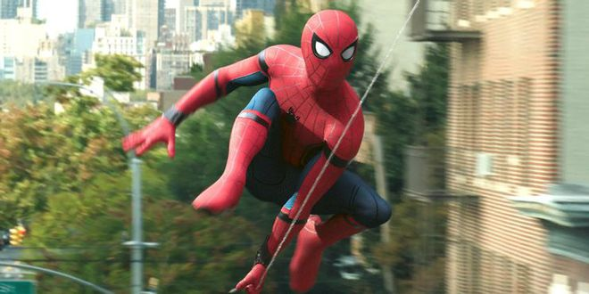 Những bí mật của bộ giáp Iron Spider - Ảnh 4.