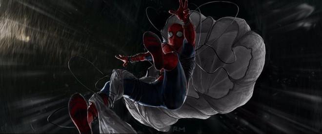 Những bí mật của bộ giáp Iron Spider - Ảnh 2.