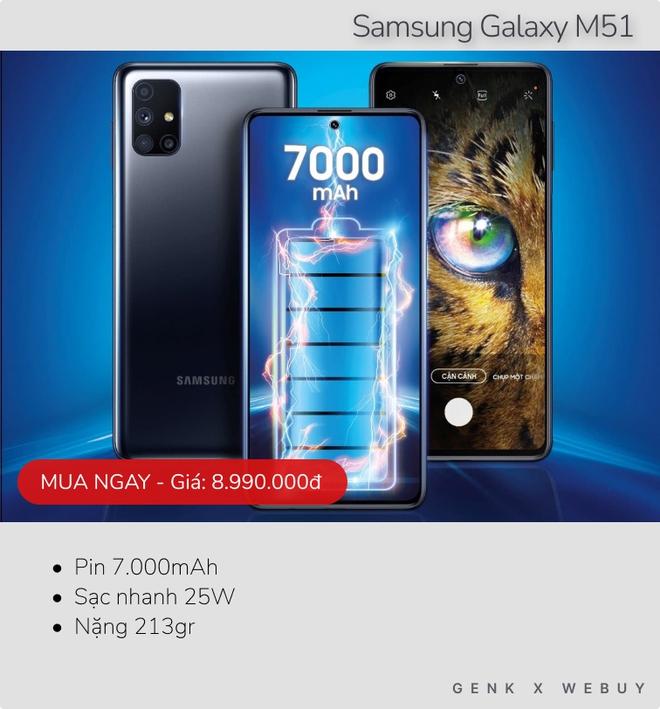 6 mẫu smartphone pin khủng từ 6000mAh, rất hợp với team shipper, xe ôm công nghệ - Ảnh 5.