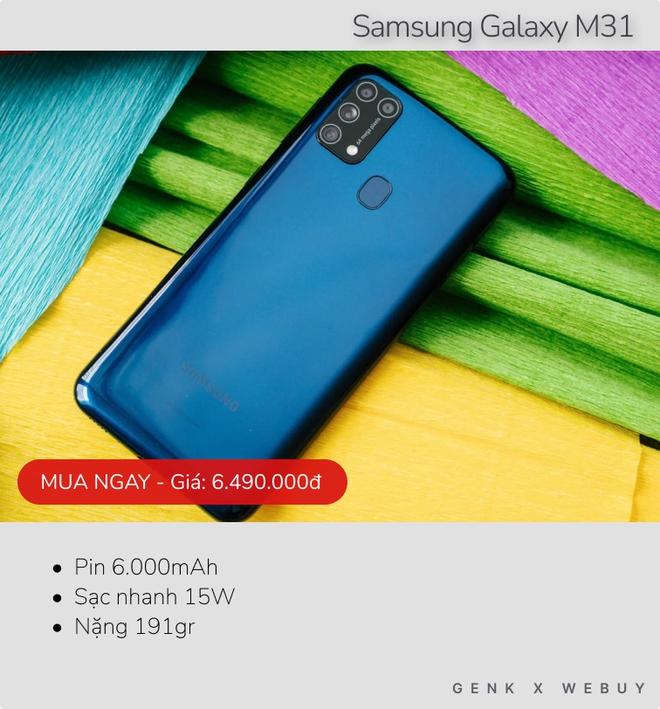 6 mẫu smartphone pin khủng từ 6000mAh, rất hợp với team shipper, xe ôm công nghệ - Ảnh 4.