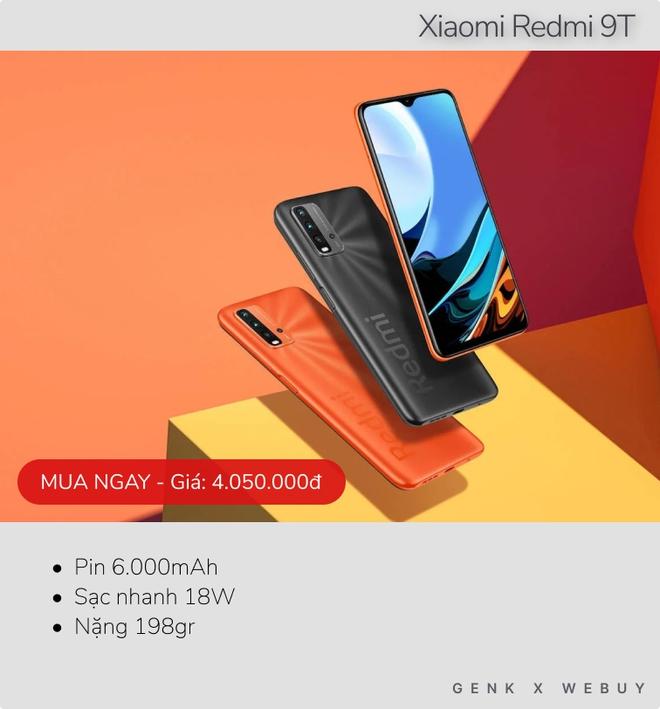6 mẫu smartphone pin khủng từ 6000mAh, rất hợp với team shipper, xe ôm công nghệ - Ảnh 3.