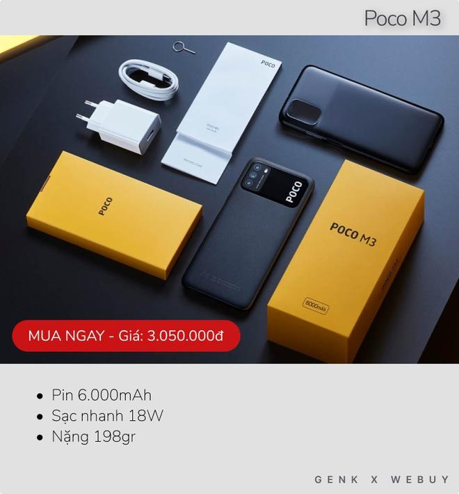 6 mẫu smartphone pin khủng từ 6000mAh, rất hợp với team shipper, xe ôm công nghệ - Ảnh 1.