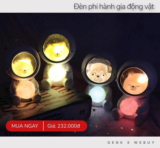 """Tốn công set up """"góc lao động"""" cho đã thì phải có thêm mấy kiểu đèn trang trí ảo diệu tiện nghi này - Ảnh 4."""