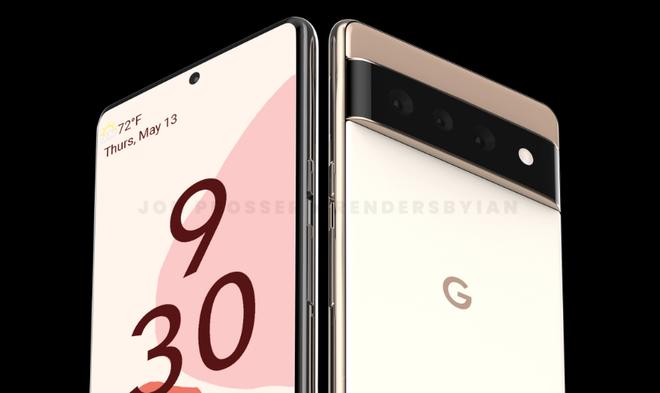 Google Pixel 6 và Pixel 6 Pro lộ diện với thiết kế hoàn toàn mới - Ảnh 6.