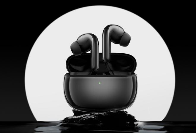 Xiaomi ra mắt tai nghe giống AirPods Pro, có chống ồn chủ động, giá 2.9 triệu đồng - Ảnh 1.