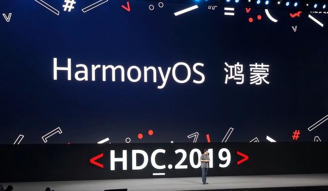 Huawei bất ngờ bị một hãng mỹ phẩm nẫng tay trên nhãn hiệu HongmengOS - Ảnh 1.