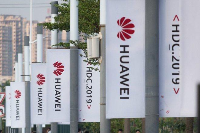 Huawei bất ngờ bị một hãng mỹ phẩm nẫng tay trên nhãn hiệu HongmengOS - Ảnh 2.