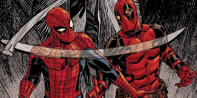 Spider-Man và Deadpool từng cà khịa Batman v Superman, chê bom tấn của DCEU quá vô lý - Ảnh 1.