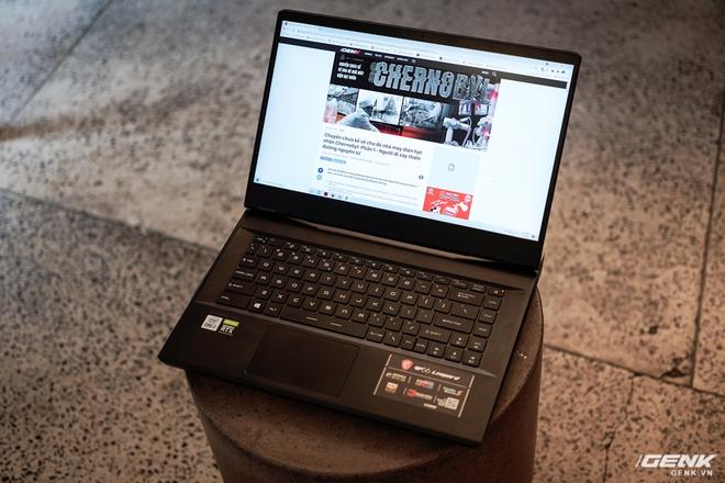 Trải nghiệm GP66 Leopard: Laptop gaming tầm dưới 50 triệu đồng của MSI có gì nổi bật? - Ảnh 8.