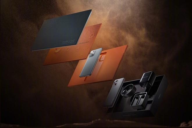 OPPO ra mắt Find X3 Pro phiên bản Thám hiểm Sao Hoả, kỷ niệm sứ mệnh đặt chân lên Hành Tinh Đỏ của người Trung Quốc - Ảnh 7.