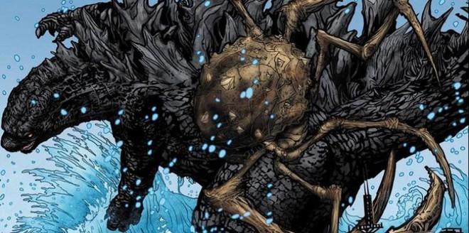 """Trước khi giao chiến với Kong, hóa ra Godzilla đã đi vòng quanh Trái Đất để dạy dỗ """"đàn em"""" thích nổi loạn - Ảnh 1."""