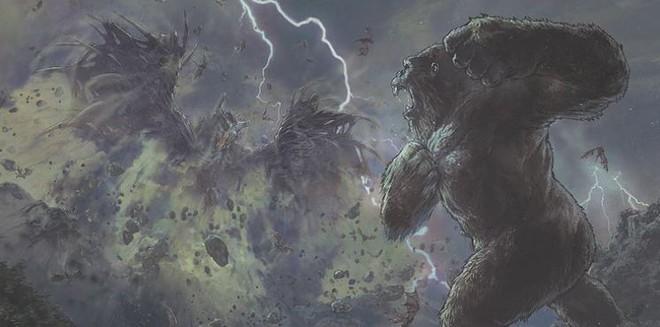 """Trước khi giao chiến với Kong, hóa ra Godzilla đã đi vòng quanh Trái Đất để dạy dỗ """"đàn em"""" thích nổi loạn - Ảnh 5."""