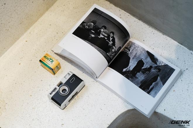Trải nghiệm nhanh máy ảnh nhựa ILFORD Sprite 35-II: Tìm về thú chơi phim lomo với 990.000 đồng - Ảnh 9.