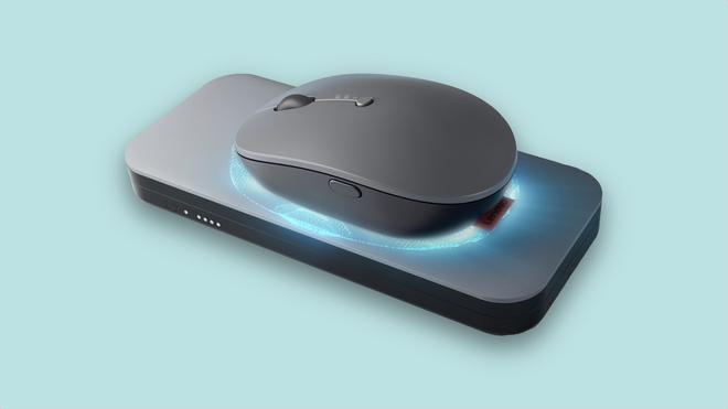 Apple đừng bắt Magic Mouse chổng ngược lên để sạc nữa, hãy học hỏi cách này của Lenovo - Ảnh 2.