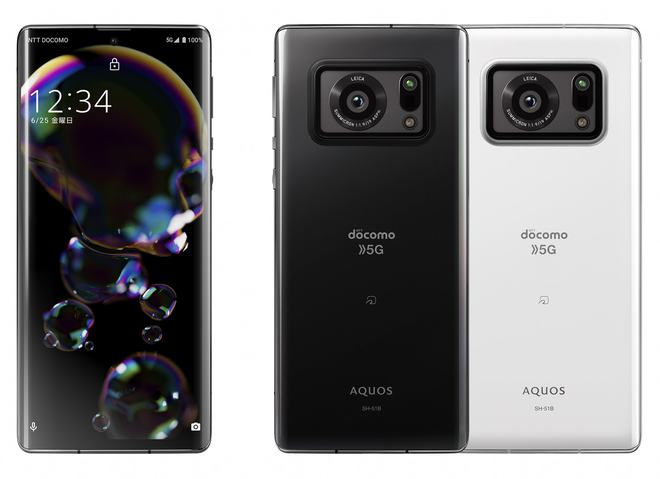 """Sharp Aquos R6 mới ra mắt gây sốc với cụm camera duy nhất nhưng """"siêu to khổng lồ"""" - Ảnh 2."""