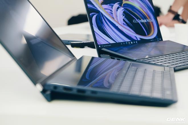 Cận cảnh Asus ZenBook Duo 14: Laptop hai màn hình mỏng nhẹ nhất thế giới, giá từ 32.9 triệu đồng - Ảnh 5.