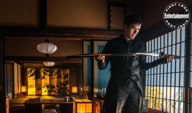 Mãn nhãn với bữa tiệc hành động đậm chất ninja Nhật Bản trong trailer bom tấn Snake Eyes: G.I. Joe Origins - Ảnh 2.
