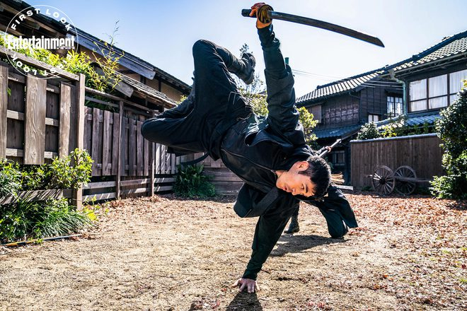 Mãn nhãn với bữa tiệc hành động đậm chất ninja Nhật Bản trong trailer bom tấn Snake Eyes: G.I. Joe Origins - Ảnh 3.