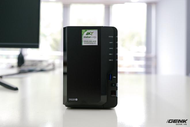 Trên tay Synology DS220+: Giải pháp lưu trữ Home Cloud, thay thế các dịch vụ lưu trữ đang ngày càng lên giá - Ảnh 3.