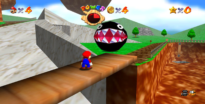 Game thủ chơi Mario bằng trống thay cho tay cầm, chỉ gần 1,5 tiếng đã phá đảo - Ảnh 1.