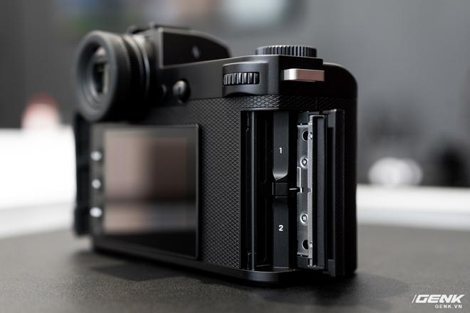 Đập hộp Leica SL2-S Kit: Cảm biến Full-frame 24.6MP, quay phim 4K 10-bit, giá tiết kiệm được 27 triệu so với mua rời - Ảnh 9.