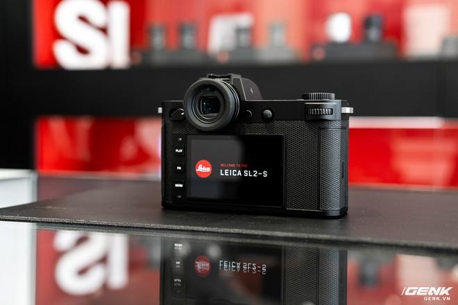 Đập hộp Leica SL2-S Kit: Cảm biến Full-frame 24.6MP, quay phim 4K 10-bit, giá tiết kiệm được 27 triệu so với mua rời - Ảnh 11.