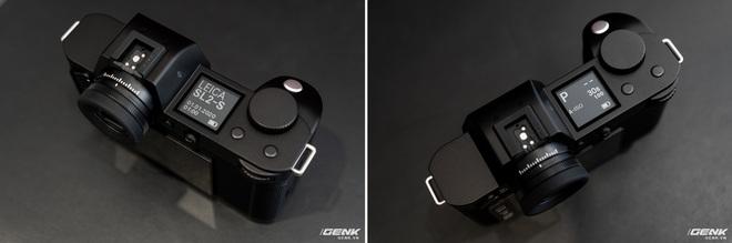 Đập hộp Leica SL2-S Kit: Cảm biến Full-frame 24.6MP, quay phim 4K 10-bit, giá tiết kiệm được 27 triệu so với mua rời - Ảnh 6.