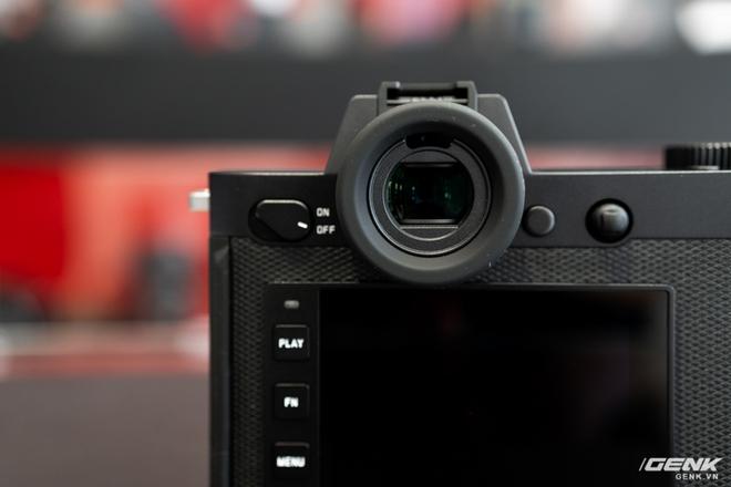 Đập hộp Leica SL2-S Kit: Cảm biến Full-frame 24.6MP, quay phim 4K 10-bit, giá tiết kiệm được 27 triệu so với mua rời - Ảnh 13.