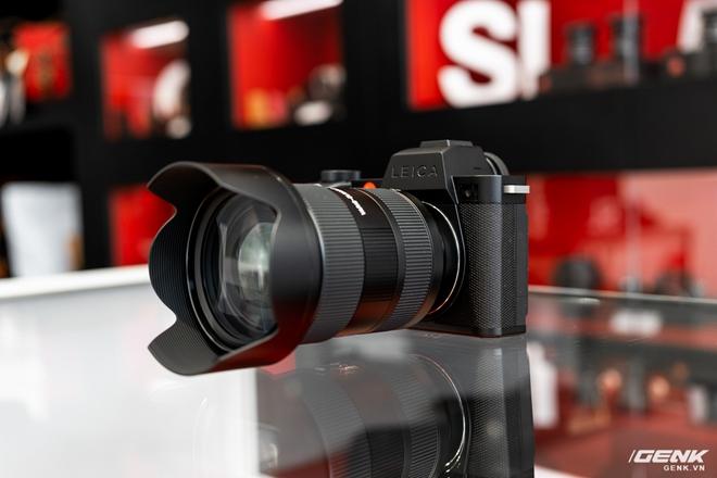 Đập hộp Leica SL2-S Kit: Cảm biến Full-frame 24.6MP, quay phim 4K 10-bit, giá tiết kiệm được 27 triệu so với mua rời - Ảnh 17.