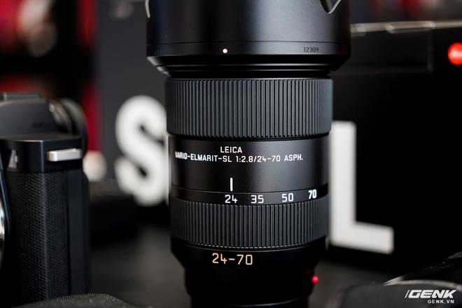 Đập hộp Leica SL2-S Kit: Cảm biến Full-frame 24.6MP, quay phim 4K 10-bit, giá tiết kiệm được 27 triệu so với mua rời - Ảnh 15.