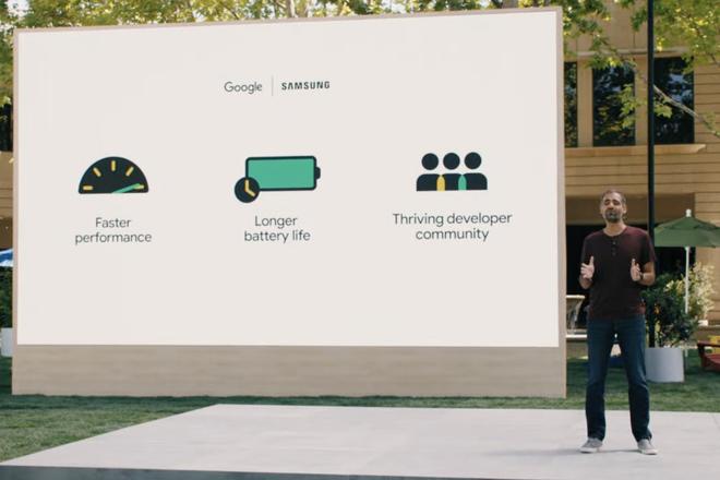 Google và Samsung hợp nhất Wear OS và Tizen - Ảnh 1.